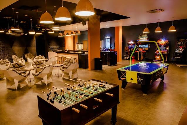 Moon Palace Arcade