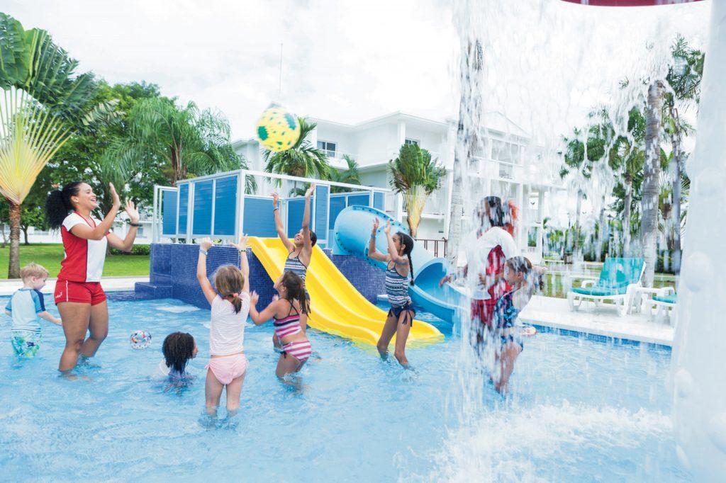 RIU Negril Waterpark